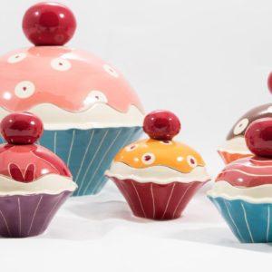 Boîtes Cupcakes